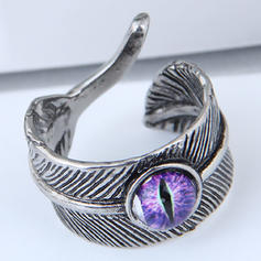 Modisch Legierung Damen Ringe