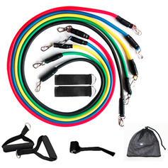 Sport Multifunktional Emulsion Widerstandsband Sportgeräte (Set von 11)