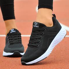 Frauen Stoff Lässige Kleidung Outdoor Sportlich Schuhe