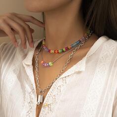 Elegant Künstlerische Frauen Damen Halsketten 1 PC