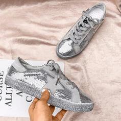 PU Lässige Kleidung Outdoor Sportlich mit Zuschnüren Schuhe