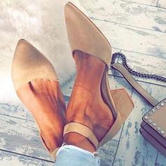 Frauen Stoff Stöckel Absatz Sandalen mit Andere Schuhe