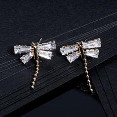Fashionable Animal Alloy Women's Ladies' Earrings