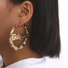 Anhänger Legierung Ohrringe
