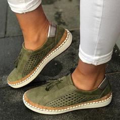 Frauen Kunstleder Lässige Kleidung mit Andere Schuhe