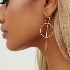 Exquisiten Anhänger Legierung Ohrringe