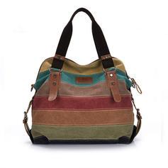 Spleißfarbe/Multifunktional Tragetaschen/Schultertaschen/Hobo-Taschen