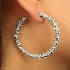 Chic Alloy Women's Fashion Earrings (Sold in a single piece)