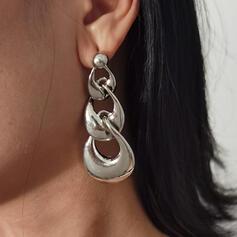 mit Vergoldet Frauen Damen Ohrringe 2 STÜCK