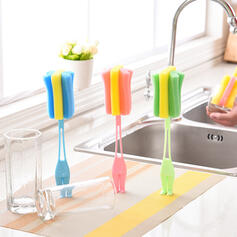 Moderner Style PP Schwamm Schwammbürste reinigen (3-er Set)