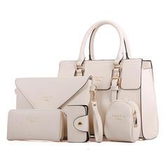 Elegant/Klassische/Hübsche Handtaschen/Tragetaschen/Umhängetaschen/Tasche Sets/Geldbörsen & Wristlet Taschen