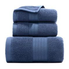 Komfortabel Hohe Qualität Wanderer Baumwolle Handtuchset (3-er Set)