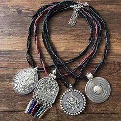 Stilvoll Legierung Halsketten
