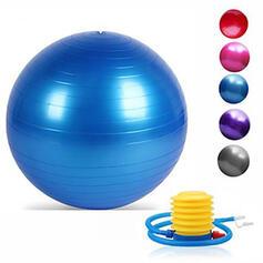 Sport Yoga Multifunktional PVC Gymnastikball