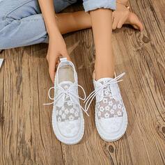 Mesh Lässige Kleidung Outdoor Sportlich mit Hohl-out Schuhe