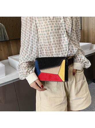 Einzigartig/Klassische/Spleißfarbe Umhängetaschen/Schultertaschen