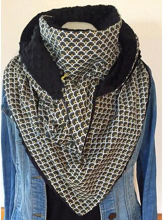 Grafische Drucke mode/Komfortabel Schal