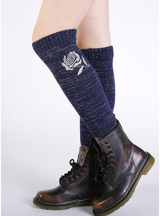 Crochet Warm Socks 1 PC