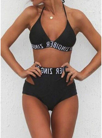 Tank Casual Bikinis Swimsuits