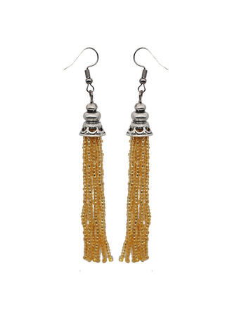 Beautiful Fashionable Classic Attractive Pretty Alloy Women's Ladies' Earrings