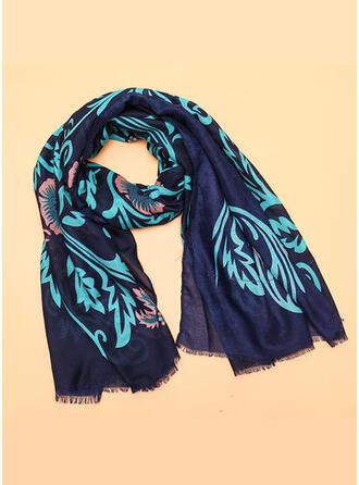 Blätter Wiederverwendbar/Damen/Einfache Stil Schal