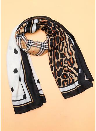 Leopard Wiederverwendbar/Damen/Einfache Stil Schal
