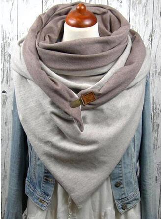 Einfarbig mode/Einfache Stil Schal