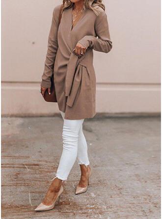 Long Sleeves Solid