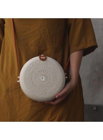 Niedlich/Vintage/Böhmischer Stil/Einfache Schultertaschen/Strandtaschen