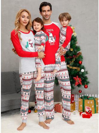 Bär Passende Familie Christmas Pajamas