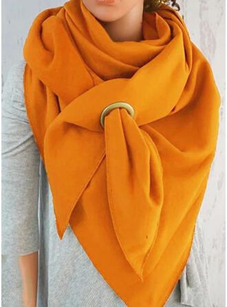 Einfarbig mode/einfache Schal