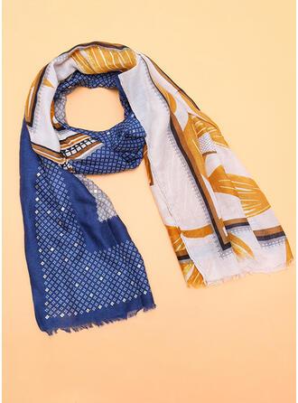Tupfen Wiederverwendbar/Damen/Einfache Stil Schal