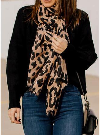 Leopard attraktiv/Atmungsaktiv/Entwickelt Tier Schal