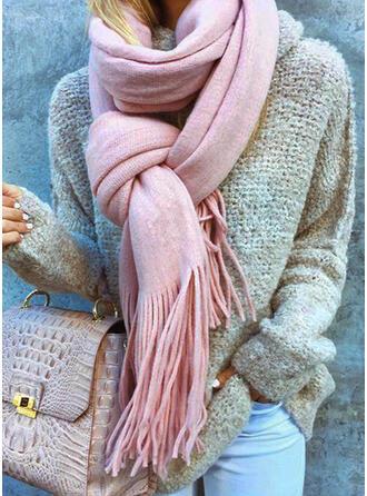 Einfarbig/Quaste mode/Multifunktional/Hautfreundlich/Einfache Stil Schal