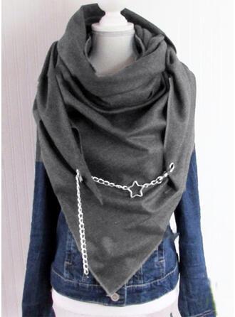 Einfarbig mode/einfache/Warmen Schal