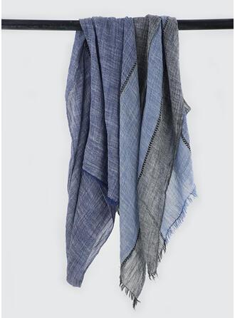 Retro /Jahrgang/Stitching Leicht/Atmungsaktiv/Einfache Stil Schal