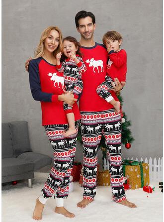 Rentier Passende Familie Christmas Pajamas